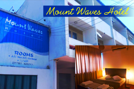 Mount Waves Hotel Sri Lanka